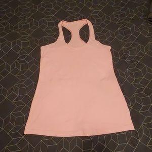 [Lululemon] pink racerback tank 12